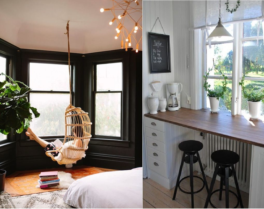 Outstanding Bay Windows Brightening Your Home In More Ways Than One Pabps2019 Chair Design Images Pabps2019Com