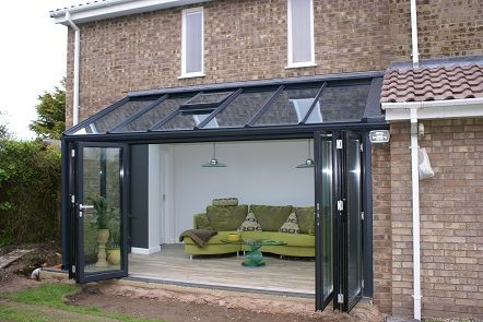 Lean To Conservatory A Cheap And Cheerful Choice